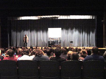Tim Full Auditorium