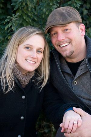 Tim and Melissa Rader